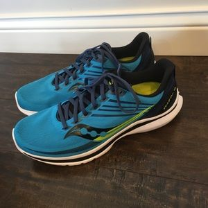 Men's Saucony Kinvara 12 Shoes size 9